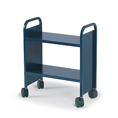 Two Flat Shelf Truck