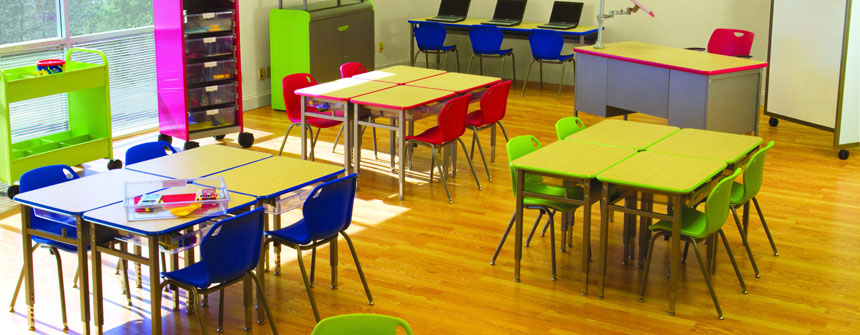 Classroom Layouts With Tables ~ Early childhood